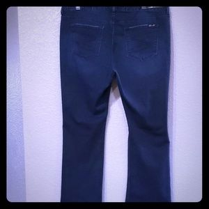 Seven7 Luxe womens stretch slim boot jeans size 20